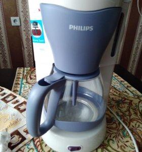 Кофеварка Philips капельная