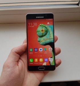 """Samsung Galaxy A5 2016 """"Розовое Золото"""""""