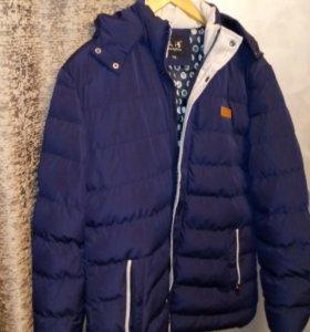 Куртка мужская осень,зима.