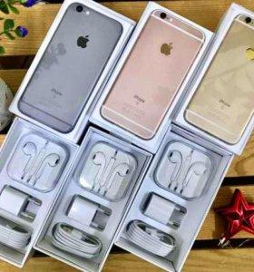 Apple iPhone 6/6S (16/64Gb) Гарантия. Магазин