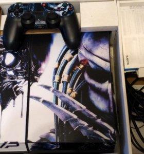 Sony PlayStation 4 1Tb (CUH-1208B)