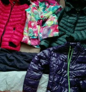 Куртка зимняя. Зимнее пальто