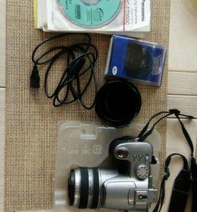 Фотоаппарат Panasonic DMC-FZ30 Lumix