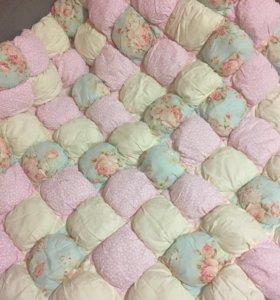 Одеяло зефирное детское