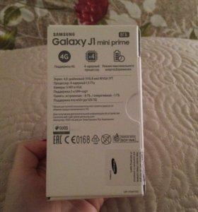 Samsung galaxy J1 mini prime 2017