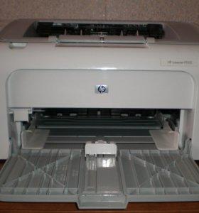 лазерный принтер HP Laser Jet P 1102