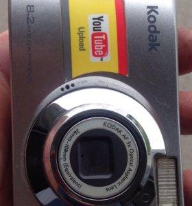 Фотоапарат кодек