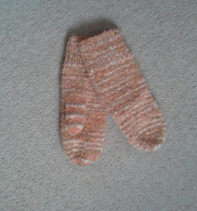 Носки варежки перчатки на заказ от100руб