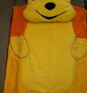 Комплект в коляску (матрасик, одеяло. подушка)