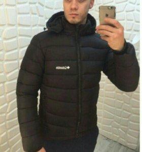 Зимняя куртка бренд,Columbia,теплый пуховик