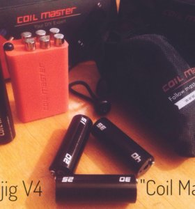 Coil Jig от Coil Master