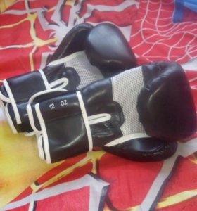 Боксерские перчатик