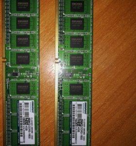 Память DDR 3 4GB
