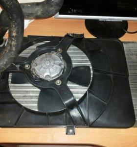Радиатор ваз 2110 2111 2112