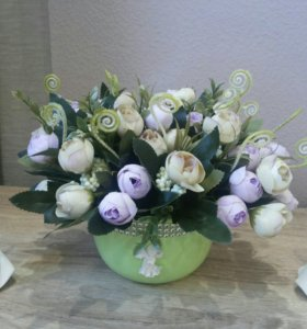 Композиции флористические