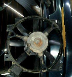 Вентилятор на ВАЗ 1118(калина)...