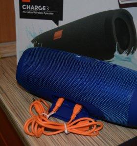 JBL CHARGE 3 мобильная акустика