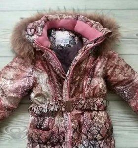 Куртка зима комплект