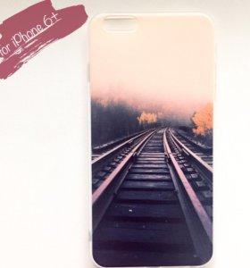Чехол на iPhone 6+
