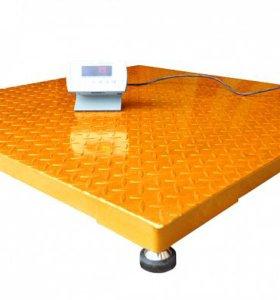 Весы платформенные 1200*1200 до 1,2,3 тонн