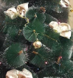 Новогодняя елка 120см