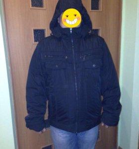 Мужская куртка 54-58р.