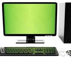 Ремонт компьютера, установка windows