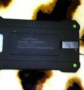 Зарядное USB световое