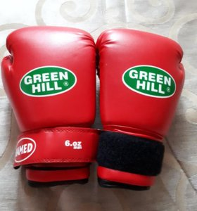 Перчатки для бокса б/у 6 унц.