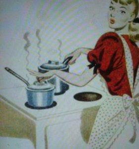 Уборка квартиры(дома), офиса, приготовление еды.