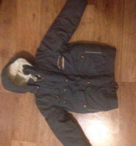 Куртка зимняя Lenne 116
