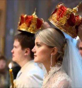 Фото и видео таинство крещения и венчание