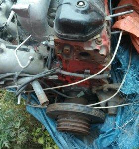 Двигатель ISUZU 12PE1-3