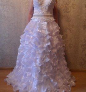свадебные платья, костюмы