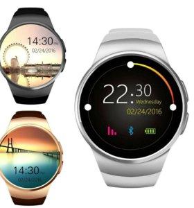 Премиальные умные часы новые