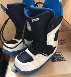 Ботинки для сноуборда Burton. Размер  EUR 38.