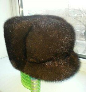 Продам норковые шапки в хорошем состоянии б/у.