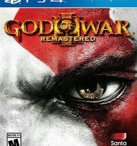 Игра PS4 God war 3