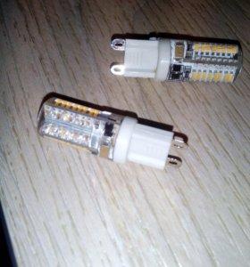 Светодиодная лампа G9 7w