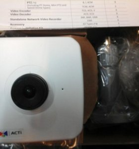 Сетевая IP видеокамера ACTI E12