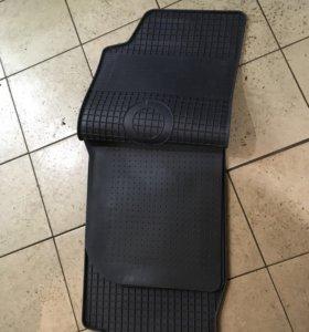 Автомобильные коврики Audi 100-A6