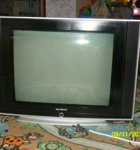 Продам цветной телевизор рубин