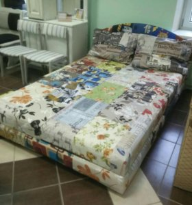 Кровать-тахта с подъемным механизмом. Новая.