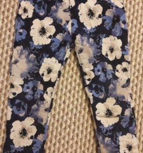 Зимние утеплённые штаны