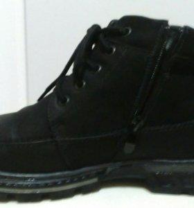 Зимние ботинки.Новые.