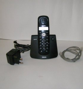 Радиотелефон Philips. Модель CD140. 250 руб.