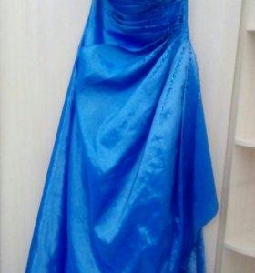 Платье на праздник,свадьбу,выпускной длинное в пол
