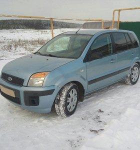 Форд Фьюжен 2007