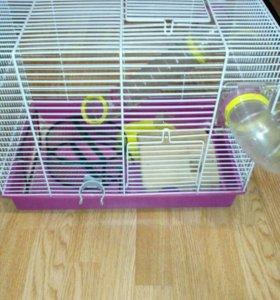 Продам Клетку для грызунов.
