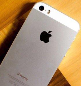 iPhone 5s новый 3 месяца